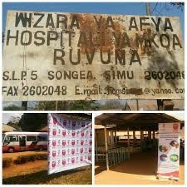 Ruvuma Hospital - Regional Referral Hospital