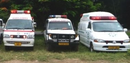 Tindwa services (Ambulance)