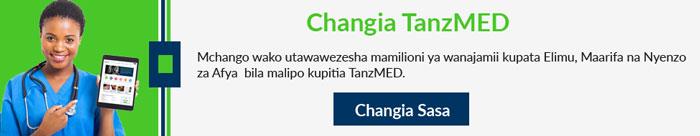 Tangazo Simu